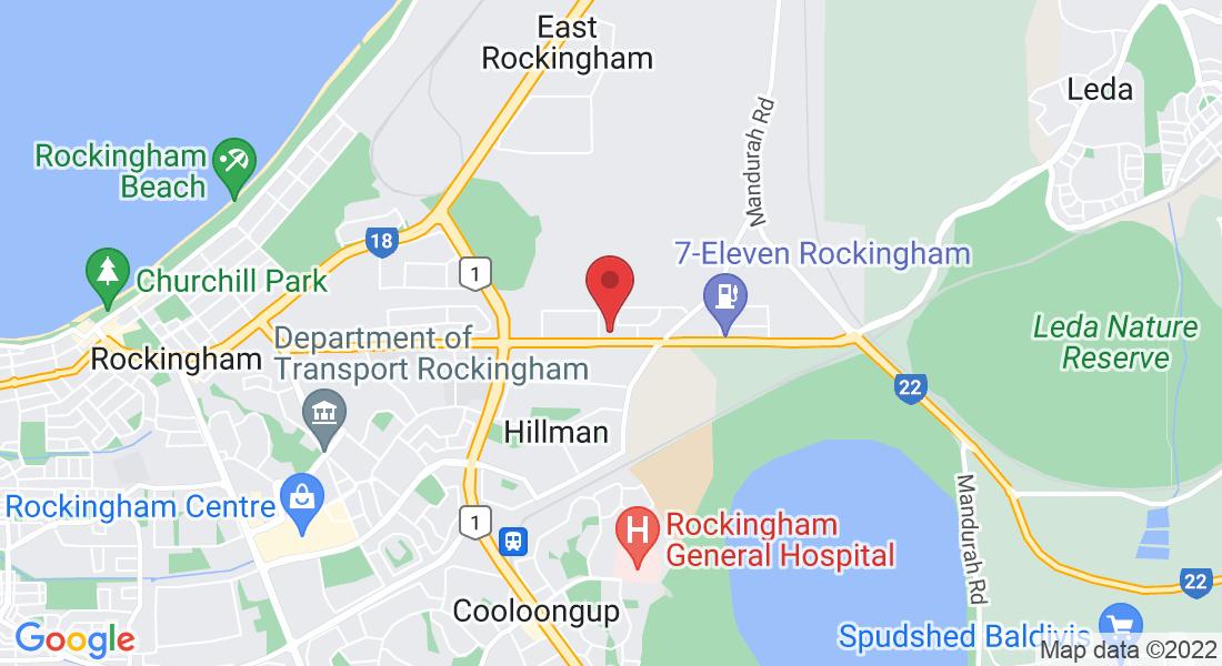 2/102 Dixon Rd, Rockingham WA 6168, Australia