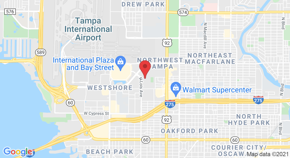 2225 N Lois Ave, Tampa, FL 33607, USA