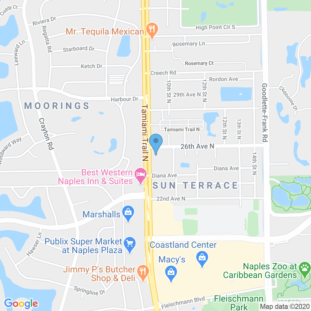 2500 Tamiami Trail N, Naples, FL 34103, USA