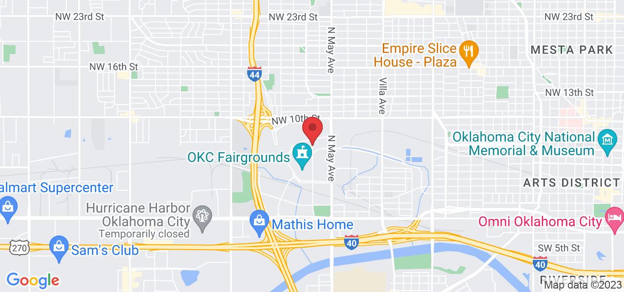 3001 General Pershing Blvd, Oklahoma City, OK 73107, USA