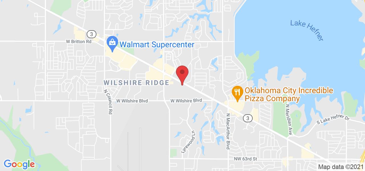 6700 Northwest Expy, Oklahoma City, OK 73132, USA