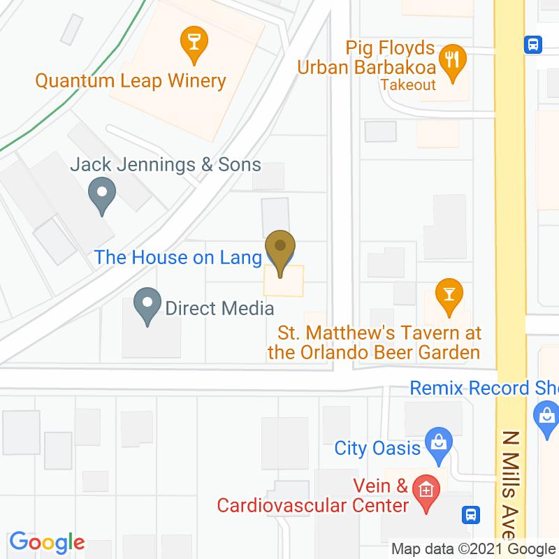 1308 Lang Ave, Orlando, FL 32803, USA