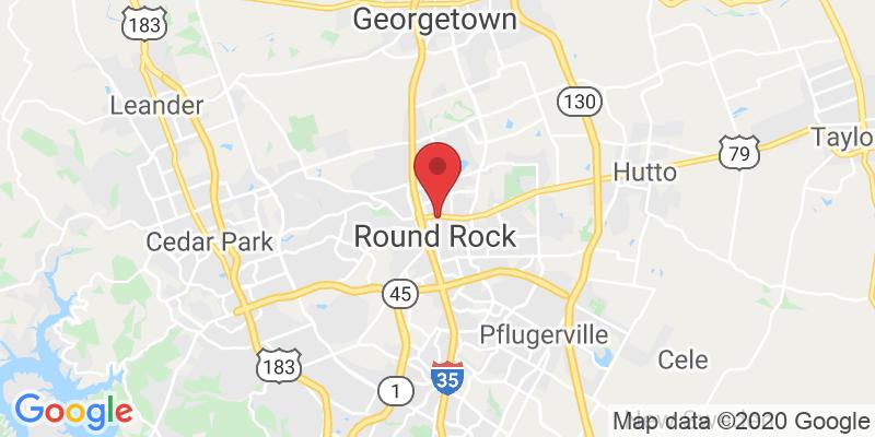 1000 Heritage Center Cir, Round Rock, TX 78664, USA