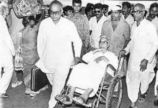 Balasaheb Deoras Travelling To Chennai After 1993 Bomb Blast