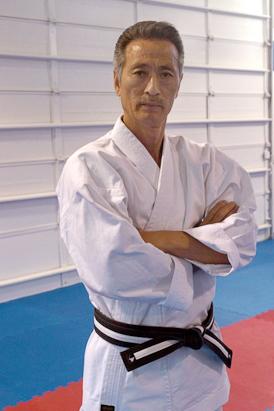Grandmaster Kun Hwa Lee