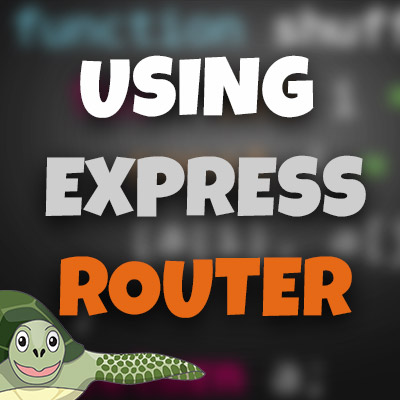 Using ExpressJS Router | Quiz API Tutorial