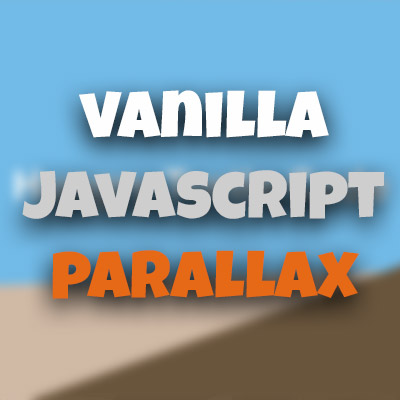 Amazing Parallax Effect in Pure JS