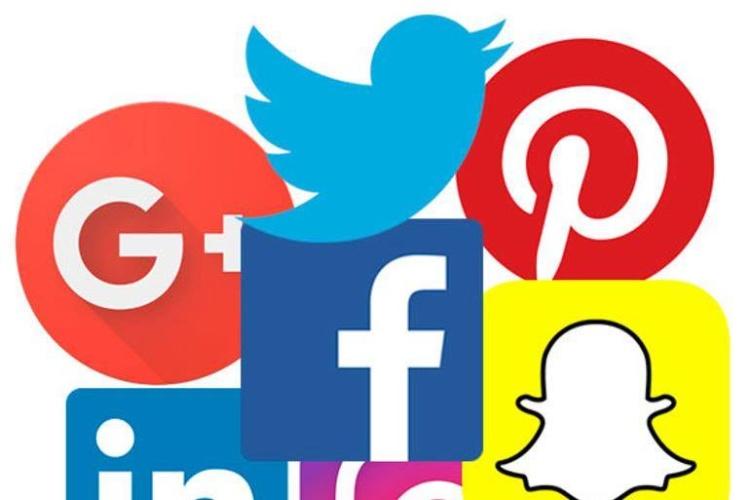 Illustrasjonsbilde sosiale medier