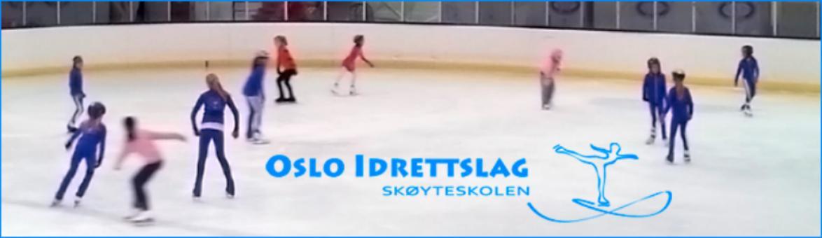 Headerbilde for OI Skøyteskole Vinter 2020