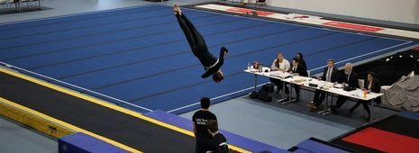 Bilde for Sola Turn - Troppsgymnastikk - Offseason trening