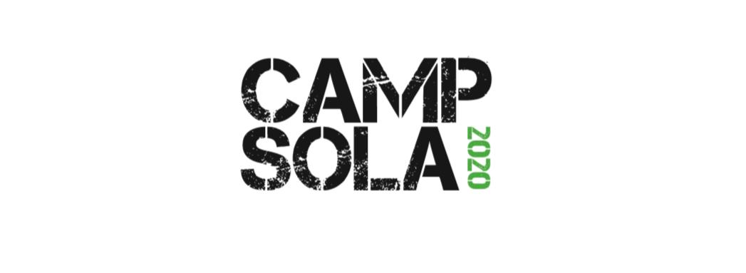 Headerbilde for CAMP SOLA 2020 | 2-7 AUGUST