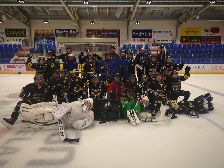 Headerbilde for Ringerike Ishockeyklubb - Klubbcamp Sommer Uke 32