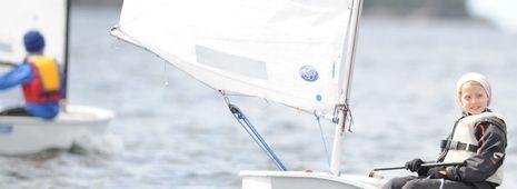 Bilde for Helgekurs i seiling for barn 7-9 år