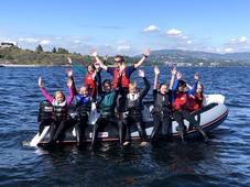 Bilde for FULLBOOKET Windsurfing kurs for junior i vårsesongen - tirsdag + torsdag