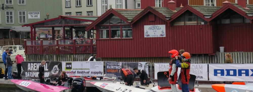 Headerbilde for Arendal Grand Prix 2021