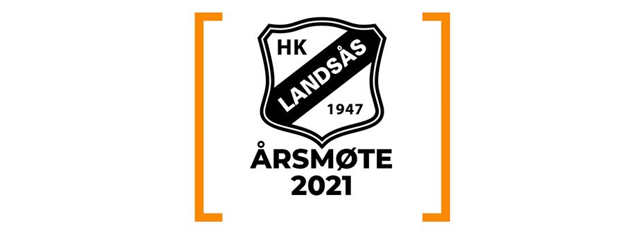 Headerbilde for Digitalt årsmøte 2021 - Håndballklubben Landsås