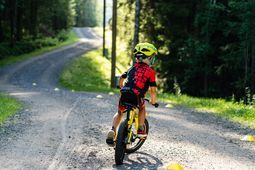 Bilde for Sykkelskole i Bråtaskogen, Skjetten/Strømmen på torsdager!