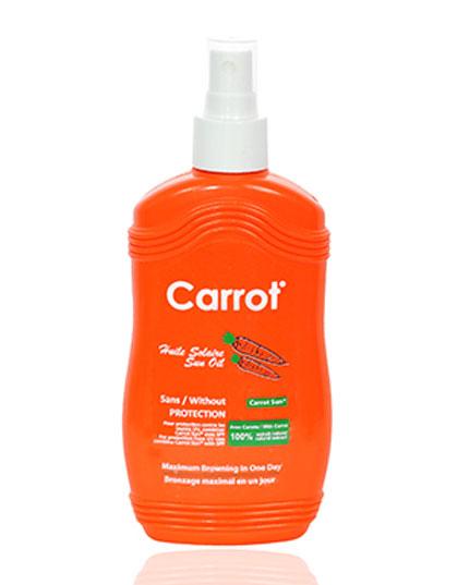 CARROT SUN OIL 200ML