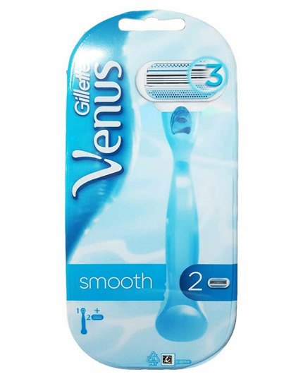 GILLETTE SIMPLY VENUS SMOOTH 2