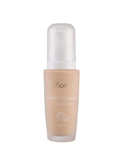 FLORMAR PERFECT COVERAGE FOUNDATION 105