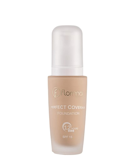 FLORMAR PERFECT COVERAGE FOUNDATION 100