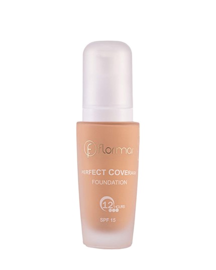 FLORMAR PERFECT COVERAGE FOUNDATION 120