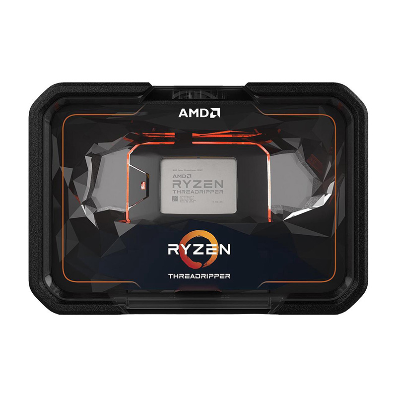 AMD 2nd Gen RYZEN Threadripper 2990WX 32-Core, 64-Thread, 4.2 GHz