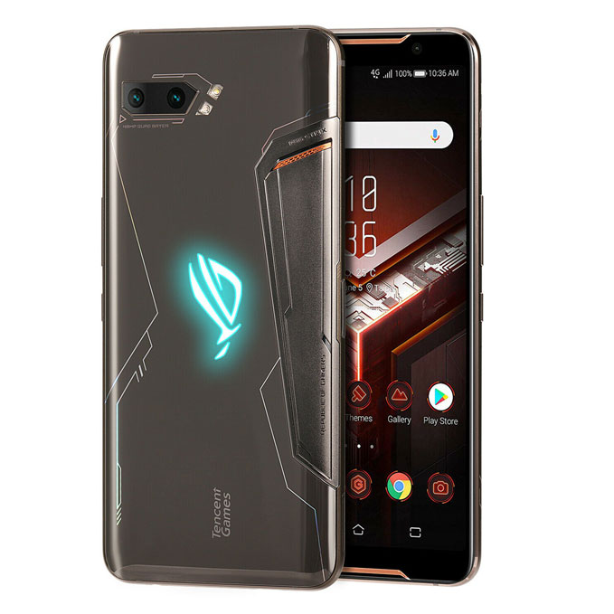 Asus ROG Phone2 8GB RAM 128GB ROM 48 MP Ultrawide Camera