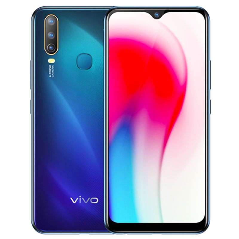 Vivo U10 4GB RAM 64GB Storage 13 MP Wide Camera
