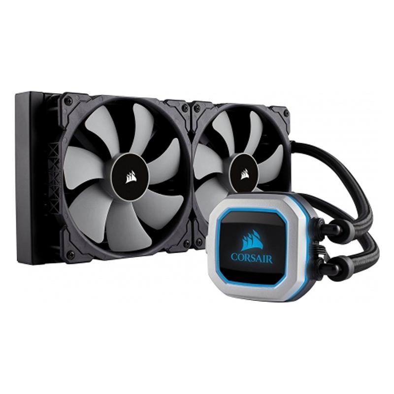 CORSAIR HYDRO Series H115i PRO RGB AIO Liquid CPU Cooler