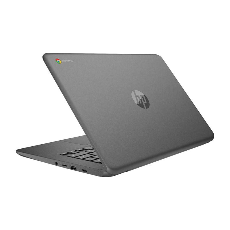HP 14 inch Chromebook AMD Radeon A4 Series 4GB RAM 32gb ROM Gray