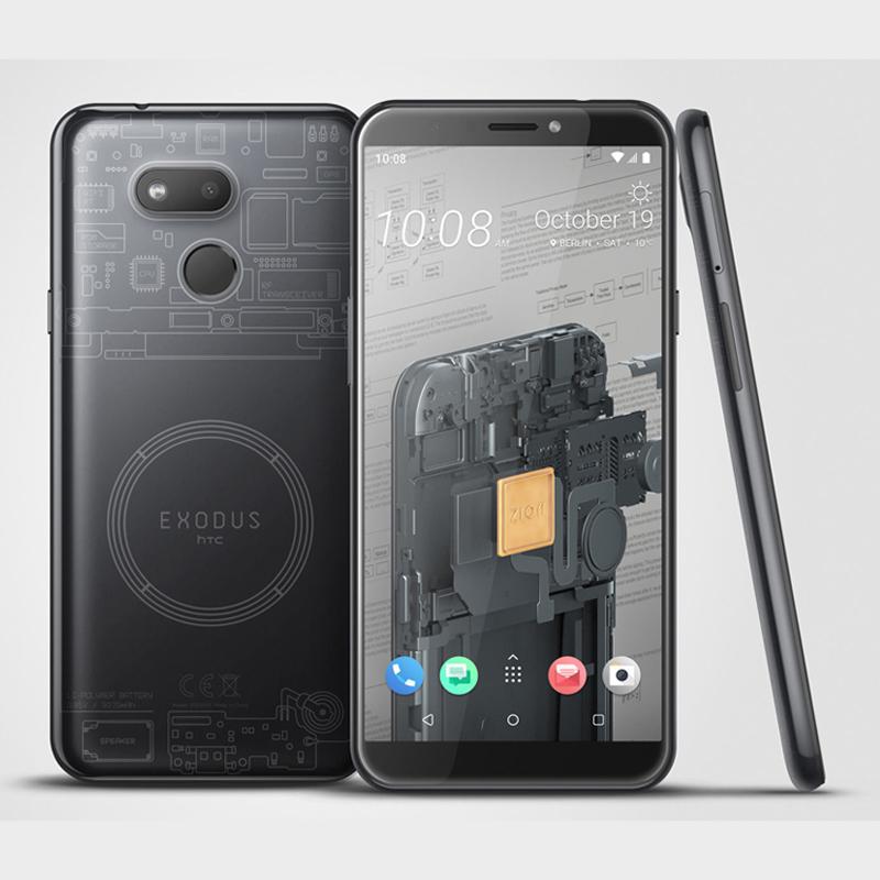 HTC Exodus 1s 5.7 inch Display 4GB RAM 64GB Storage Smartphone