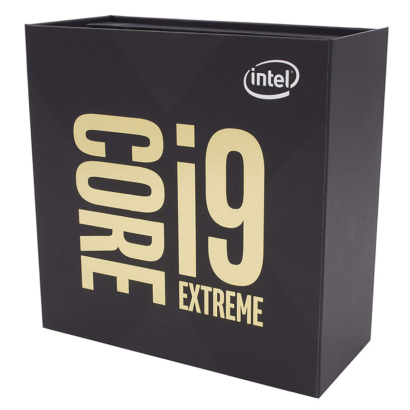 Intel Core i9-9980XE Turbo Extreme Edition 18 Cores up to 4.4GHz