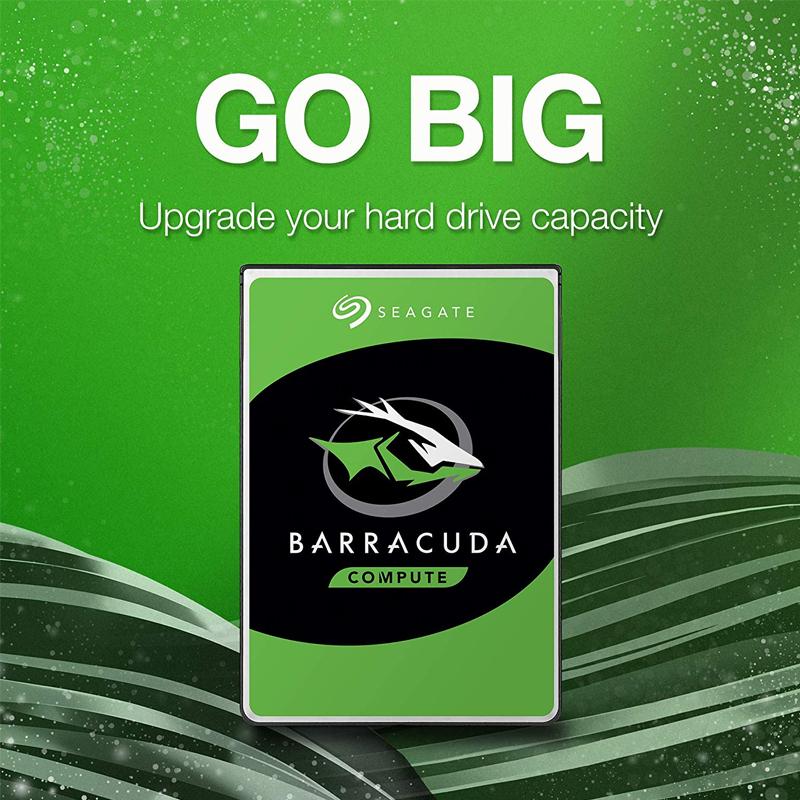 SEAGATE BARRACUDA DESKTOP 3.5 inch 1TB HDD 7200 RPM 64 MB Cache