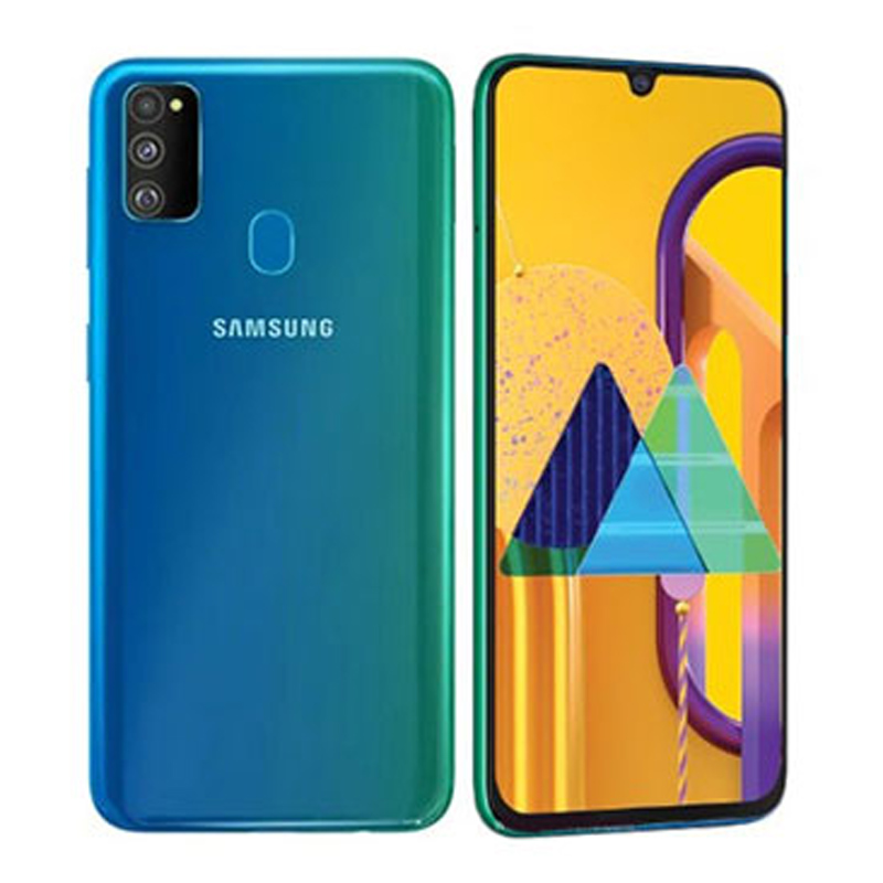 Samsung Galaxy M30s 4GB RAM 64GB ROM WITH 48 MP Wide Camera