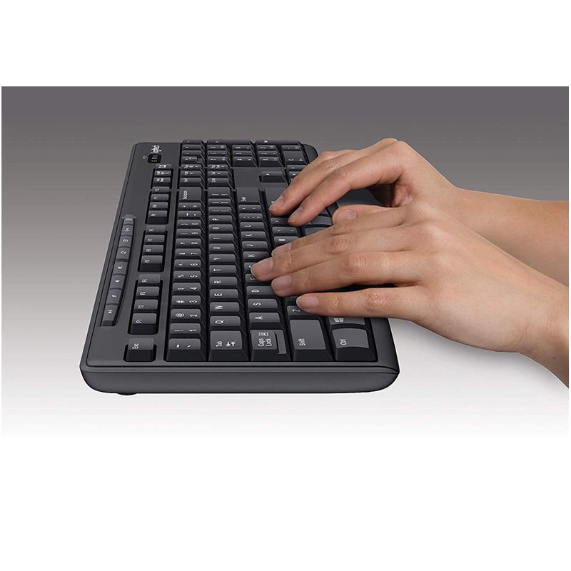 Logitech MK270 Wireless Keyboard and Mouse Combo