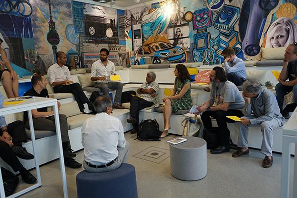 Conference workshop