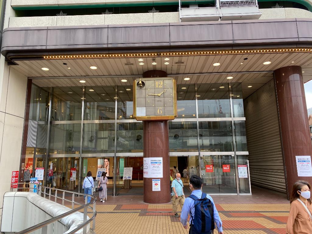 アイカサ そごう大宮店2階正面入り口