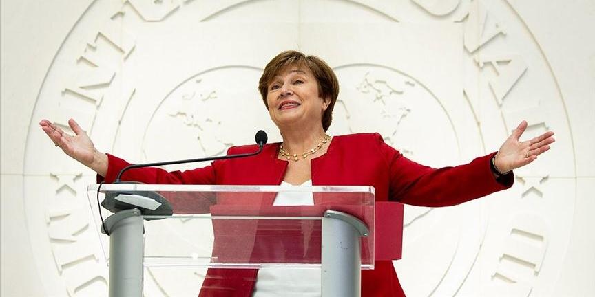 """Imagen de la nota 'FMI: Georgieva adjudicó el estallido social en EE.UU. a """"la creciente desigualdad"""".'"""
