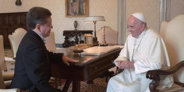 Imagen de la nota 'Construir la Patria Grande y vencer las desigualdades, en la voz del Vaticano '