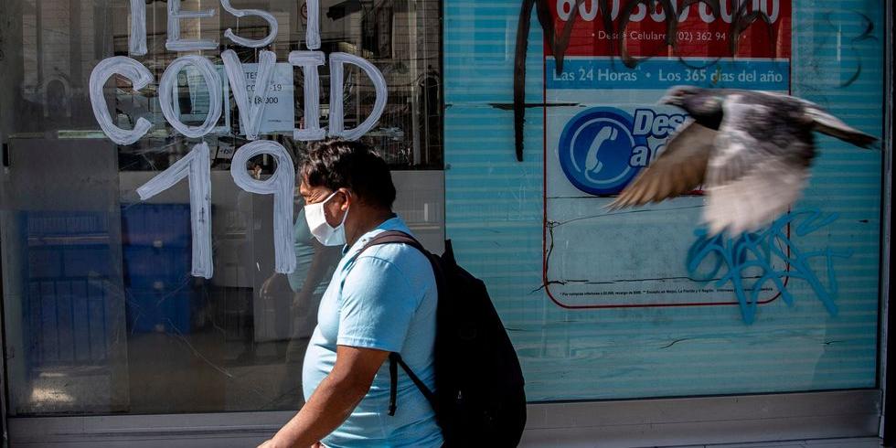 Imagen de la nota 'Chile se prepara para enfrentar la peor etapa de la pandemia'