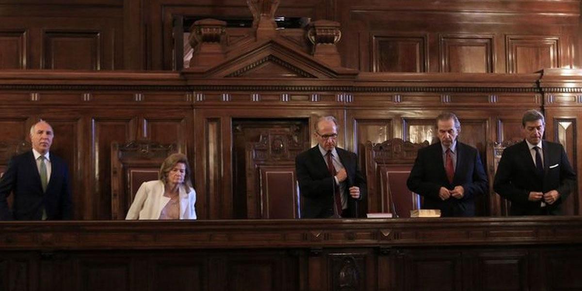 Imagen de la nota 'Afianzar la Justicia: ¿Podrá la Corte Suprema elegir el verbo adecuado? '