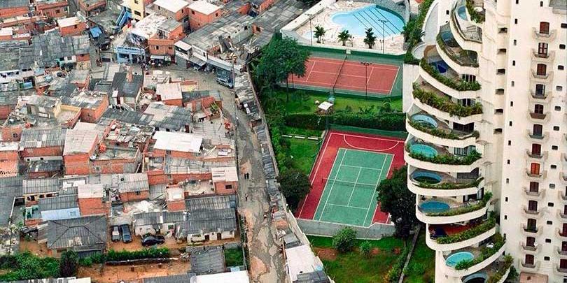 Imagen de la nota 'Aumenta la pobreza, pero también la riqueza de los multimillonarios'