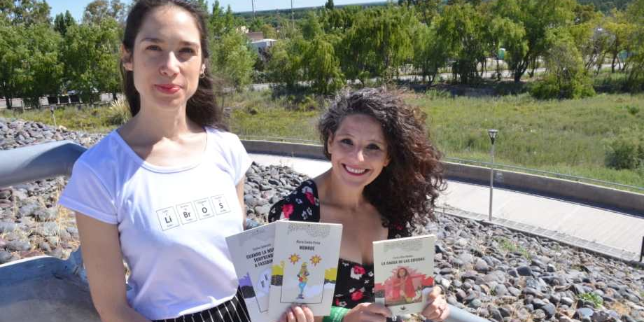 """Imagen de la nota 'La editorial neuquina Tanta Ceniza Editora publicó """"En la piel de las arenas"""" '"""