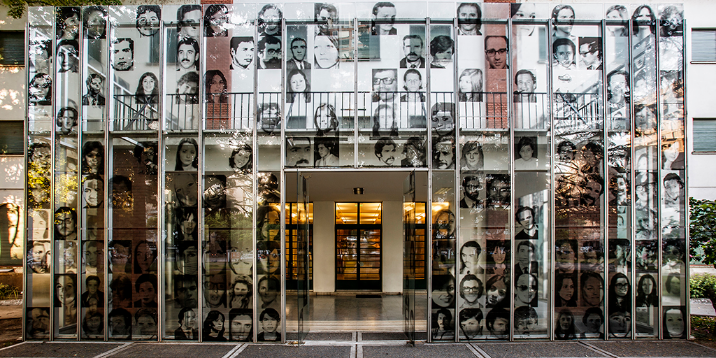 Imagen de la nota 'Reabre el Museo Sitio de Memoria ESMA'