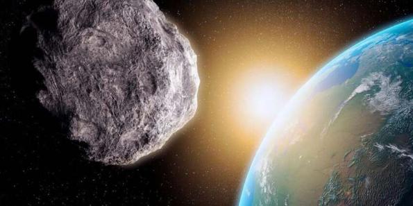 """Imagen de la nota 'El """"dios del caos"""" se aproxima a nuestro planeta'"""