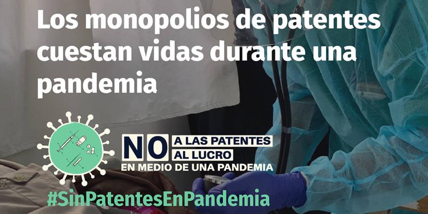 Picture principal - Vacunas y renuncia temporal a las patentes: un pasito positivo