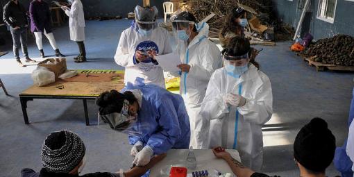 Picture principal - Coronavirus: otras 262 muertes y 7.855 nuevos casos en Argentina
