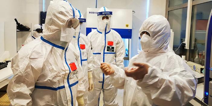 """Picture principal - La OMS considera """"improbable"""" que la pandemia haya tenido origen en un laboratorio"""