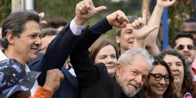 Picture principal - El (in)esperado retorno de Lula